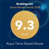 Aqua Terra Guest House Bookings.com